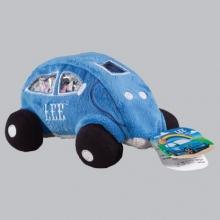 Plyšové auto