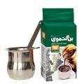 Dárkové balení damašské kávy s džezvou