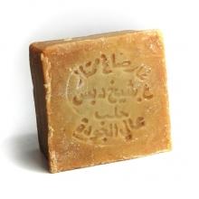 Tradiční aleppské mýdlo z olivového a vavřínového oleje