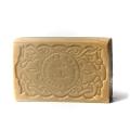 Aleppské olivové mýdlo s bambúckým máslem